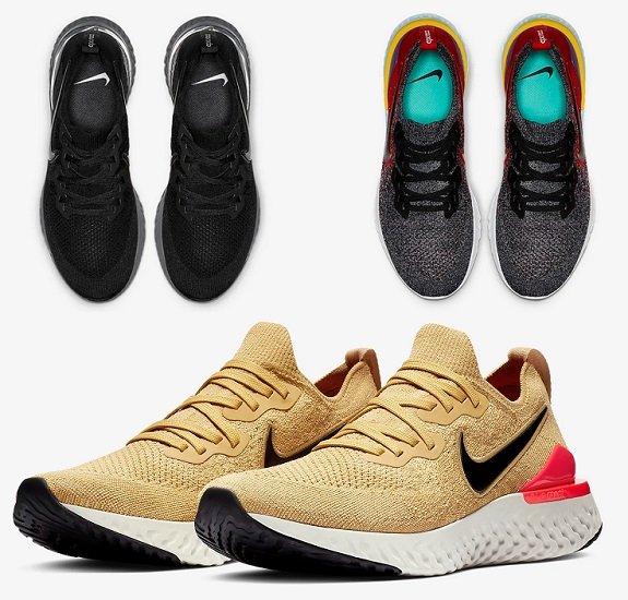 Nike Epic React Flyknit 2 Herren Sneaker ab 68,23€ inkl. VSK (statt 100€)