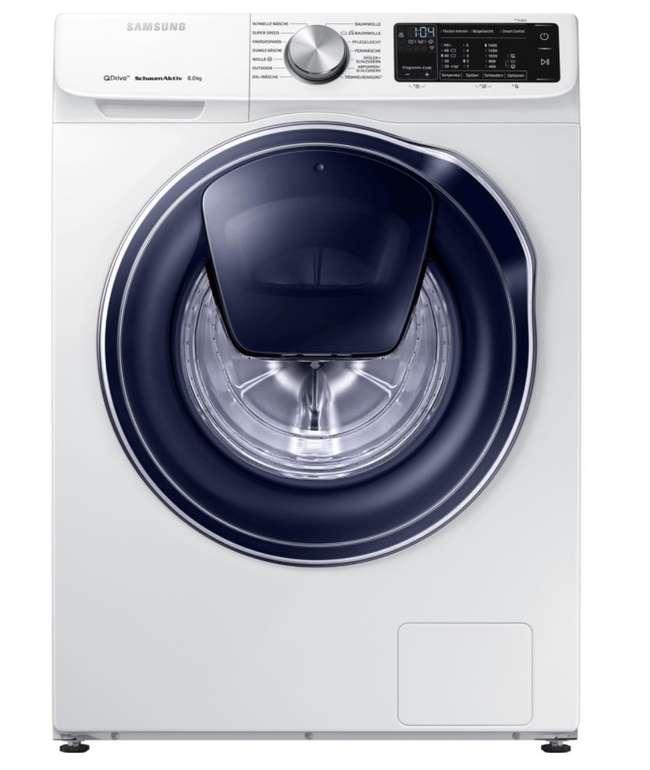 Samsung WW6800 WW8TM642OPW/EG Waschmaschine (EEK A+++, 8 kg, 1400 U/min, AddWash) für 688,90€