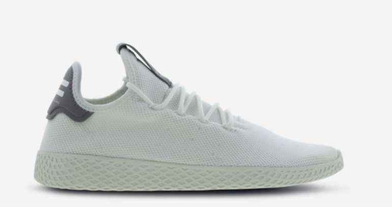 Adidas Pharrell Williams Tennis Hu in Grau für 39,99€ inkl. Versand (statt 70€)