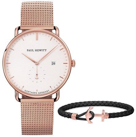 Paul Hewitt Cyber Monday Sale: Bis zu -70% Rabatt auf Schmuck & Armbänder + 3 für 2 Aktion