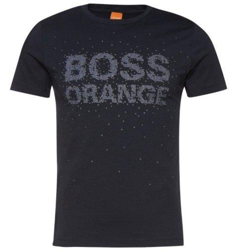 """Boss Orange """"Turbulence 1"""" T-Shirt mit Front-Print für 29,90€ (statt 40€)"""