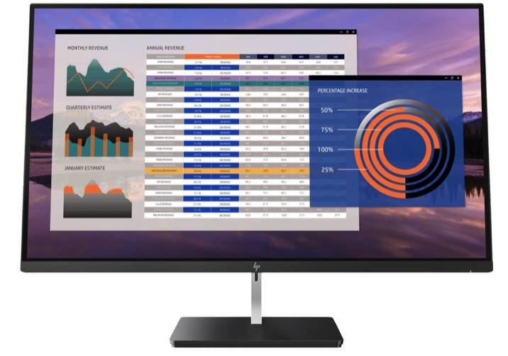 "27"" HP EliteDisplay S270n - 4K IPS LED-Display (UHD 3840 x 2160, 5,4ms) für 419€"