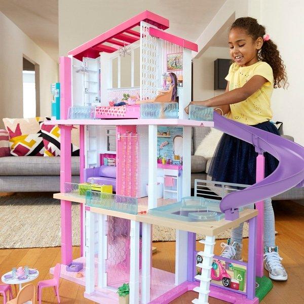 Barbie Traumvilla mit 3 Etagen (GNH53) für 215,94€ inkl. Versand (statt 282€)