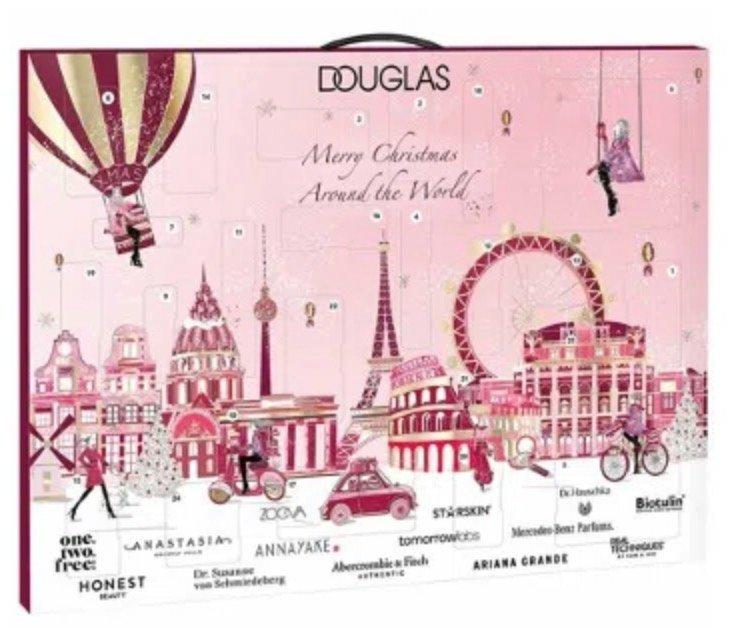 Douglas Collection Merry Christmas Around the World Adventskalender 2020 für 29,99€ (statt 60€)