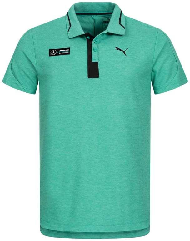 Puma x Mercedes AMG Petronas Herren Polo-Shirt für 31,94€ inkl. Versand (statt 45€)