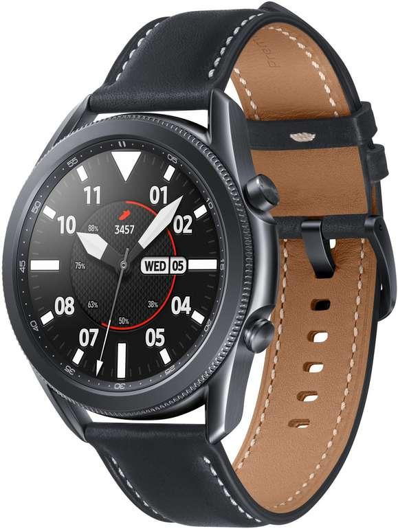 Samsung Galaxy Watch 3 LTE Edelstahl 45mm (SM-R845) für 305,94€ (statt 350€)