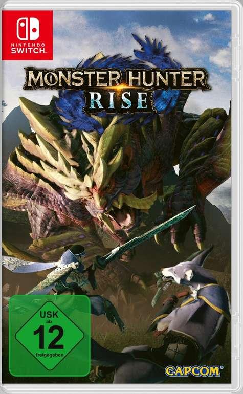 Monster Hunter: Rise (Nintendo Switch) für 29,99€ inkl. Versand (statt 40€)