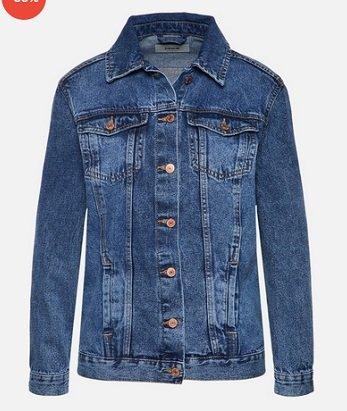 New Look Damen Jeansjacke für 16,11€ inklusive Versand