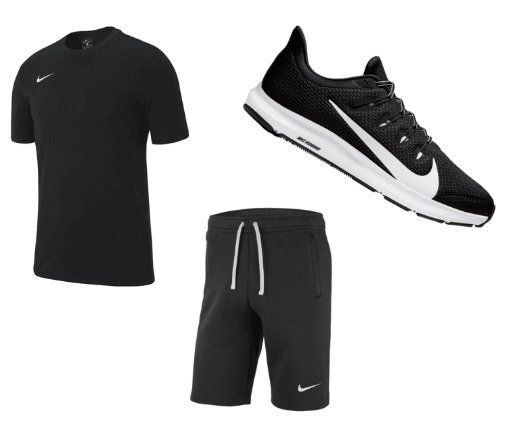 Nike Outfit Team Club 19 (3-teilig) für 72,95€ inkl. Versand (statt 84€)