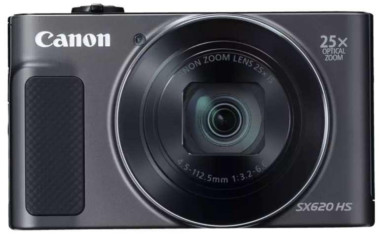 Canon PowerShot SX620 HS Digitalkamera (20.2 Megapixel, 25fach opt. Zoom, LCD (TFT), WLAN) für 156€ - Newsletter!