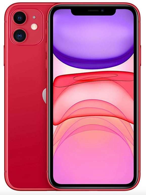 Apple iPhone 11 mit 64GB Speicher (versch. Farben) für 679,90€ inkl. Versand (statt 760€)