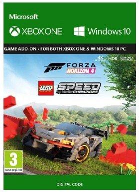 Forza Horizon 4: Lego Speed Champions DLC (Xbox /PC Digital Code) für 5,79€