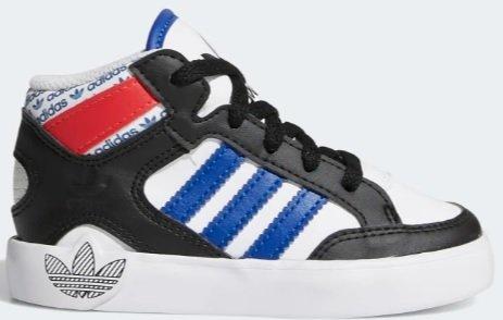 Adidas Hard Court HI I - Kindersneaker für 26,93€ inkl. Versand (statt 39€)