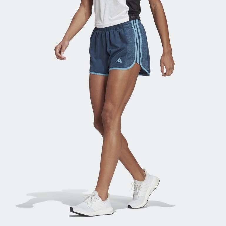 Adidas Marathon 20 Cooler Damen Shorts für 12€ (statt 21€) - Creators Club