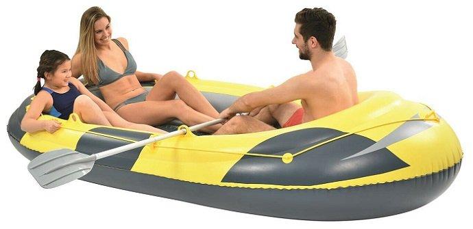 Active Touch Schlauchboot für 3 Personen inkl. 2 Paddel nur 34,99€ (statt 50€)