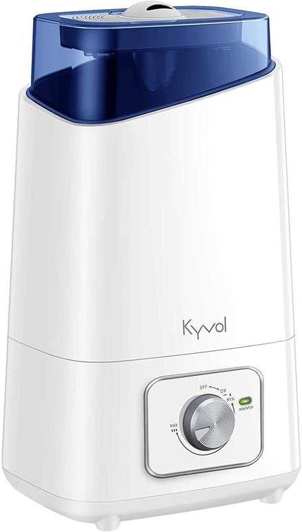 Kyvol HD3 Luftbefeuchter (4.5 Liter, bis 40m², leise) für 41,99€ inkl. Prime Versand (statt 60€)