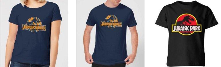 Jurassic Park Bundle T-Shirt + Tasche 2
