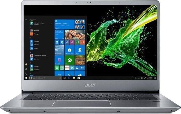 """Acer Swift 3 (SF314-41G-R1NX) Notebook (AMD Ryzen 7, 8GB, 14"""") für 655,99€ inkl. Versand (statt 789€)"""
