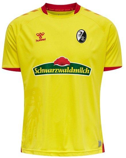 Hummel SC Freiburg Ausweichtrikot Saison 20/21 für Kinder für 20,38€ (statt 60€)