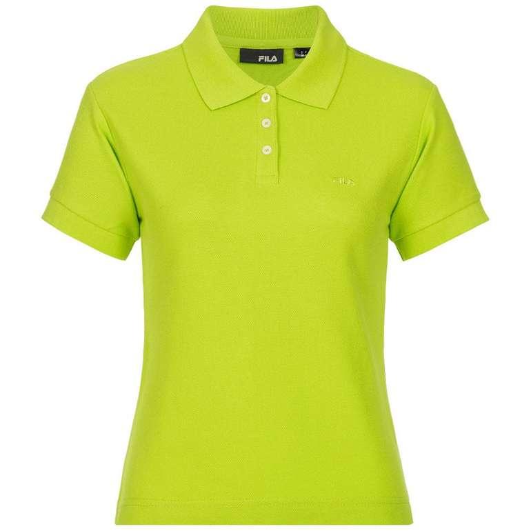 Fila Damen Polo-Shirt in verschiedenen Farben für 6,99€ + 3,95€ Versandkosten