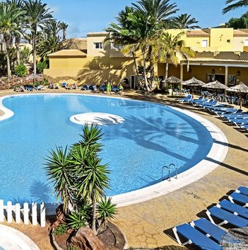 7 Tage Fuerteventura im 3,5*-Hotel + All inclusive, Flug, Transfer ab 299€ p.P