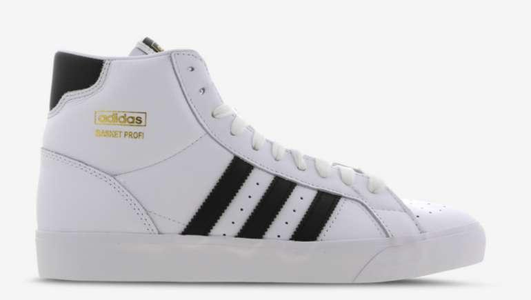 adidas Basket Profi Herren Schuhe (vers. Designs) ab 49,99€ inkl. Versand (statt 63€)