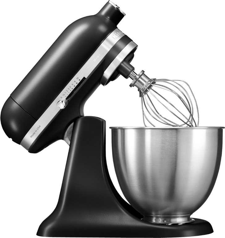 REWE Black Week Angebote, z.B. KitchenAid Artisan Mini Küchenmaschine 5KSM3311XEBM 3,3l für 287,56€