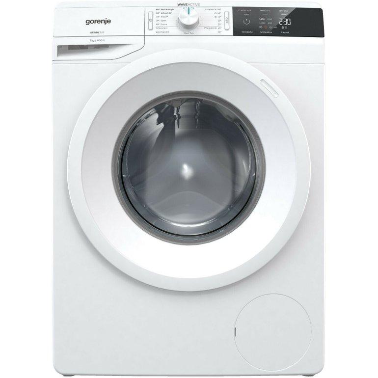 GORENJE WE743P Waschmaschine (7 kg, 1400 U/Min., A+++) für 234€ inkl. Versand