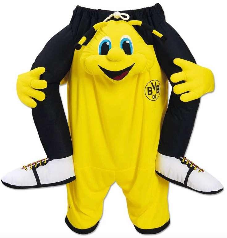 BVB Fanshop Sale mit bis zu 80% Rabatt - z.B. BVB Huckepack-Kostüm Emma für 19,99€ (statt 40€)
