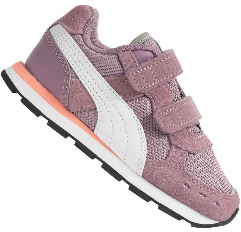 Puma Vista V Kleinkinder Sneaker in Rosa für 20,94€inkl. Versand (statt 30€)
