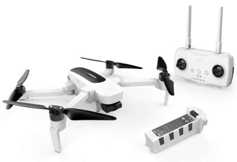 Hubsan Z117S Zino Quadrocopter Drohne mit 4K Video für 188,78€ inkl. Versand (EU-Lager!)
