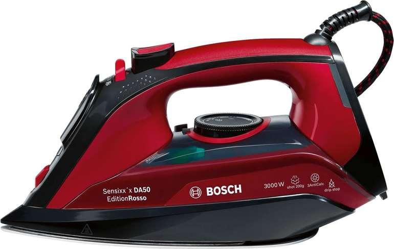 Bosch TDA503001P Dampfbügeleisen mit 3.000 Watt für 34,99€ inkl. Versand (statt 50€)