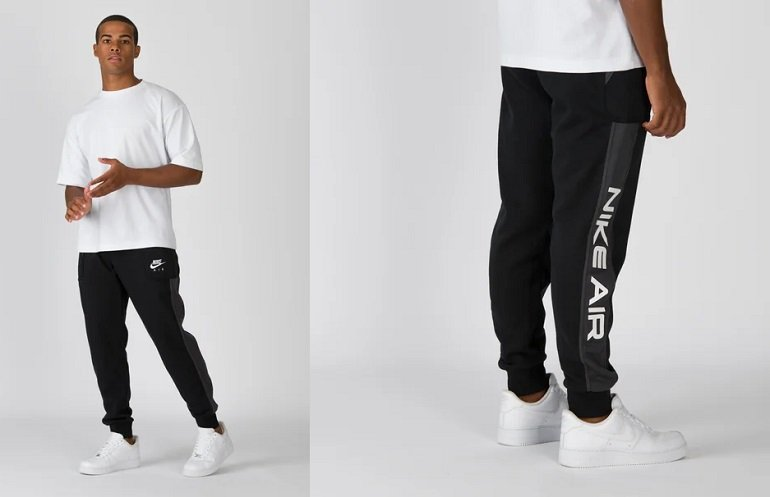 Nike Air Fleece Joggers Jogginghose 2