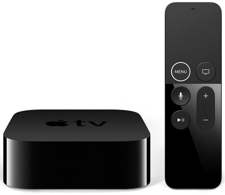 Apple TV 4K mit 32GB und HDR für 154,12€ inkl. Versand (statt 194€)