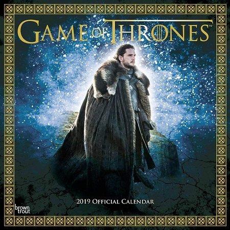 Game Of Thrones Kalender 2019 für 3,90€ inkl. Versand (Prime)