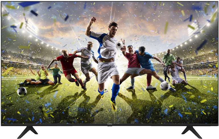 Hisense 58A7100F - 58 Zoll 4K UHD Smart TV für 323,38€ inkl. Versand (statt 392€)