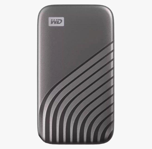 WD My Passport SSD 4TB (bis 1050MB/s Lesen & 1000MB/s Schreiben, USB-C) für 499,99€ (statt 610€)