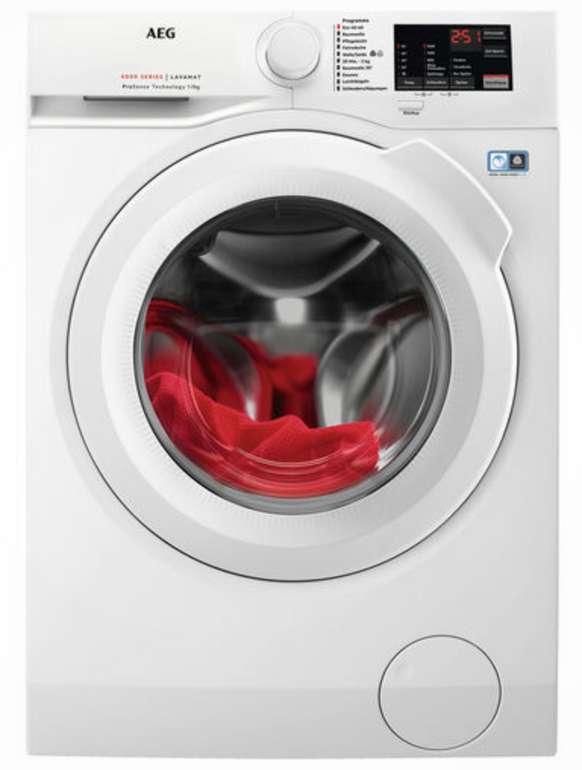 AEG Lavamat L6FBA5470 Waschmaschine (A+++) in weiß für 399€ inkl. Versand (statt 509€)
