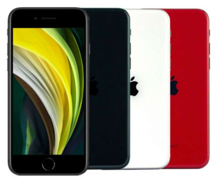 Apple iPhone SE 128GB (2020) für 323,10€ inkl. Versand (statt 370€) - B-Ware!