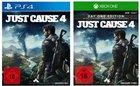 Just Cause 4 (PC, PS4 und Xbox) jeweils für 25€ inkl. VSK (statt 30€)