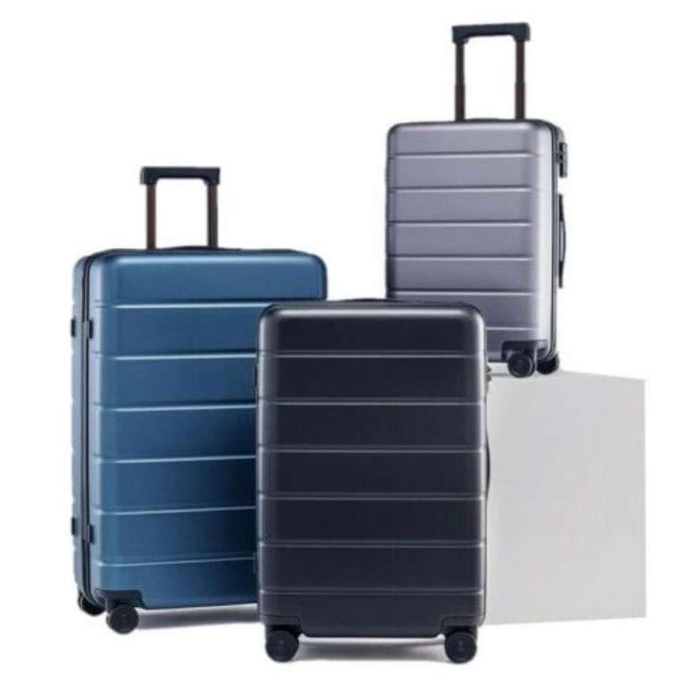 """Xiaomi Mi Luggage Classic - 20"""" Hartschalenkoffer bzw. Trolley (versch. Farben) für 40€ inkl. Versand (statt 49€)"""