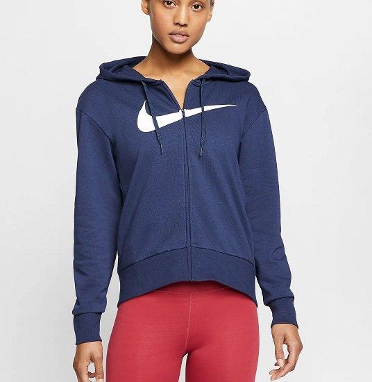 Nike Dri-FIT Get Fit Trainings-Hoodie mit Reißverschluss für 29,73€ (statt 45€) - Nike+
