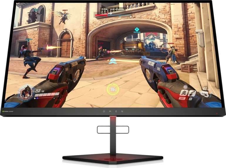 "HP OMEN X 25 - 25"" Full-HD Monitor (240Hz, 1 ms & G-Sync) für 258,07€ inkl. Versand (statt 377€)"