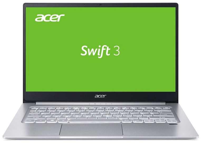 """Acer Swift 3 (SF314-42-R2SY) - 14"""" Notebook (Full-HD, Ryzen 5 4500U, 8GB RAM, 256GB SSD) für 542,95€"""
