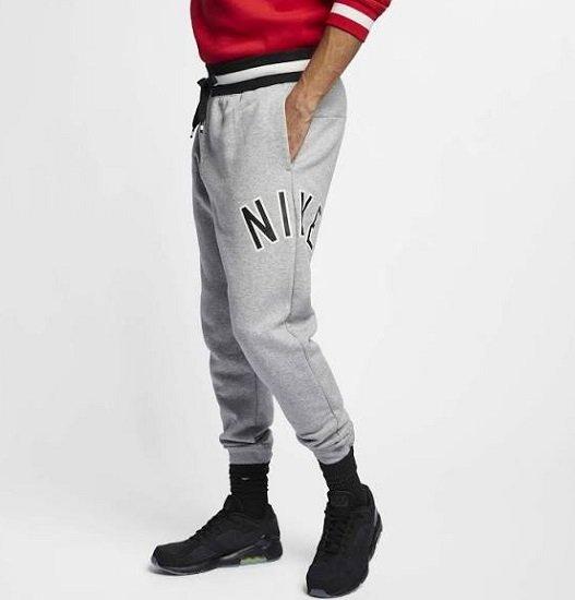 Nike F063 Air Retro Pant Jogginghose Grau für 28,97€ inkl. VSK (statt 45€)