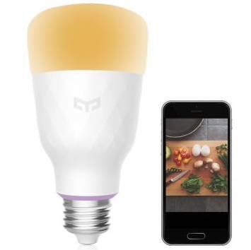 Xiaomi Yeelight RGBW E27 Smart LED Bulb V2 (YLDP06YL) für 12,55€ inkl. Versand