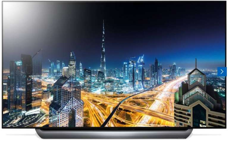 LG OLED65C8LLA 65 Zoll UHD OLED TV für 1.727,14€ inkl. Versand (statt 1900€)