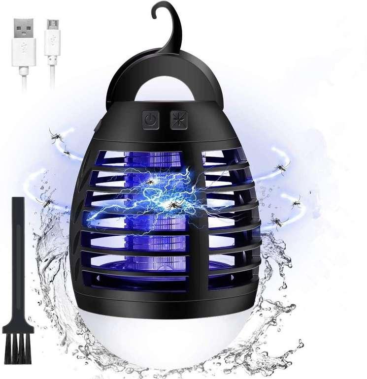 Elfeland UV Insektenvernichter für 10,94€ inkl. Prime Versand (statt 22€)