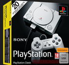 Sony PlayStation Classic mit 2 Controllern für ~23€ inkl. Versand (Amazon UK)