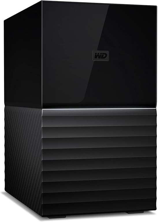 Western Digital My Book Duo RAID-Desktopspeicher (24 TB HDD, 3.5 Zoll, extern) für 516,06€ inkl. Versand (statt 589€)